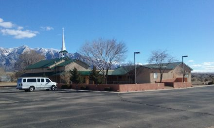 Bernalillo Baptist Church in Bernalillo New Mexico