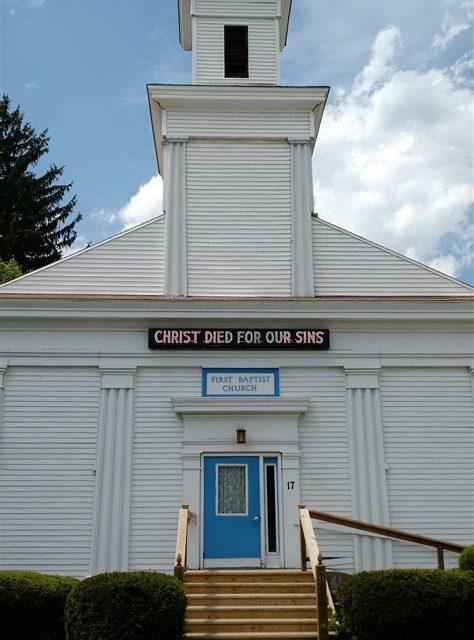 First Baptist Church of Frewsburg