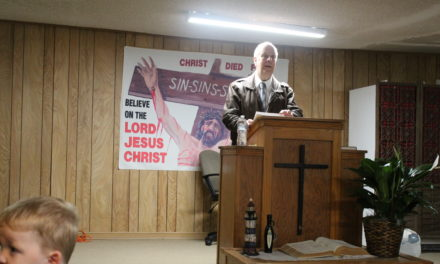 Good Fellowship and Great Preaching