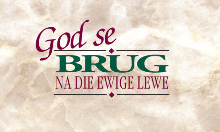 Gods Bridge – Afrikaans